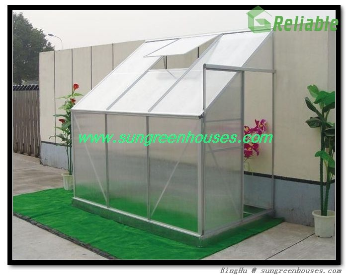 109 best gardening greenhouses cold frames images on pinterest diy hobby garden lean to greenhouse mini wall attached green house rb0507 solutioingenieria Image collections