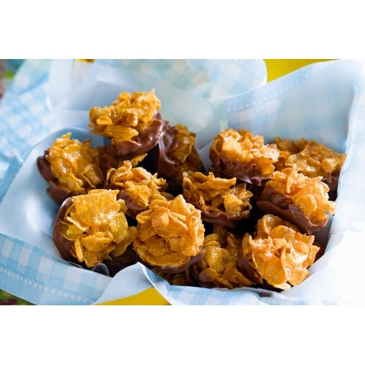 Honey Joy Florentines - Real Recipes from Mums