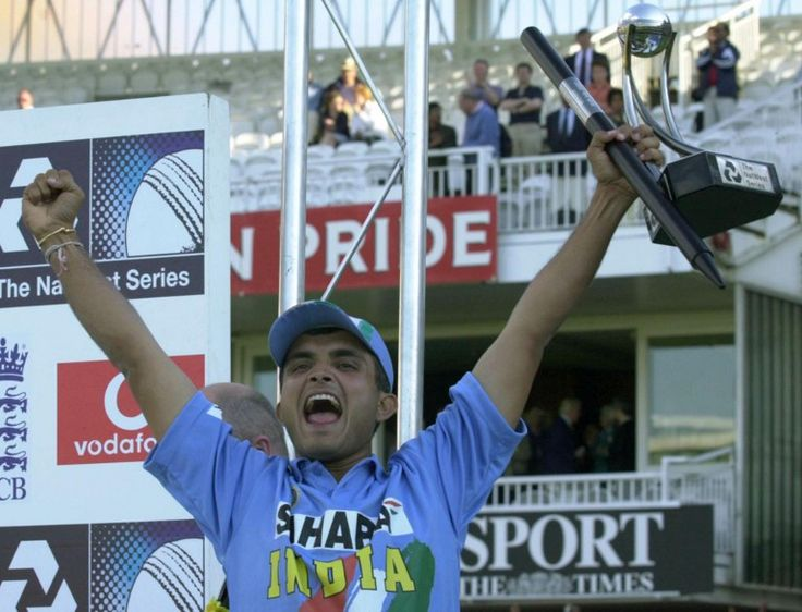 Former India skipper Sourav Ganguly turned 41 on July 8, 2013. (AFP Photo)