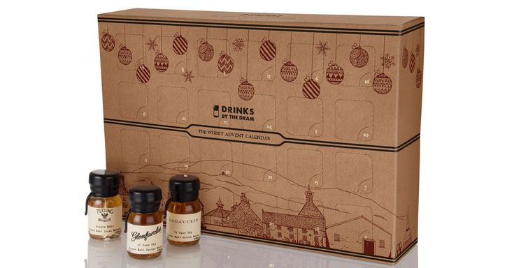 You Can Now Count Down To Christmas With a Daily Dose of Whisky