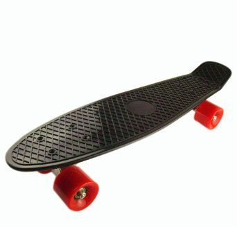 Stereo-Sonic Tail Black/Red