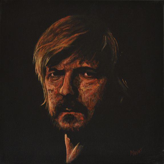 Renaud: Portrait Art