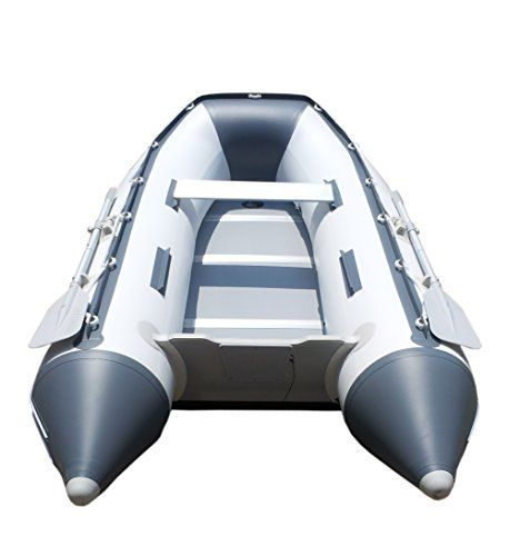 Newport Vessels 9-Feet 6-Inch Del Mar Inflatable Sport Tender Dinghy Boat  USCG Rated (White/Gray) https://bestfishingkayakreviews.info/newport-vessels-9-feet-6-inch-del-mar-inflatable-sport-tender-dinghy-boat-uscg-rated-whitegray/