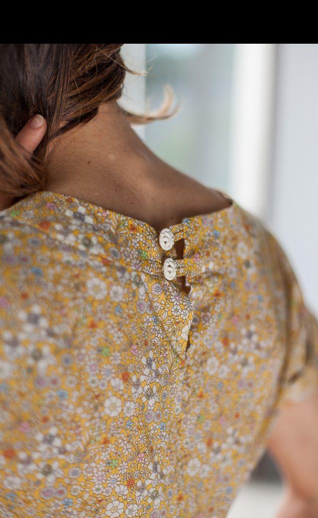 Kollabora: Liberty Portfolio Kleid von Allyson