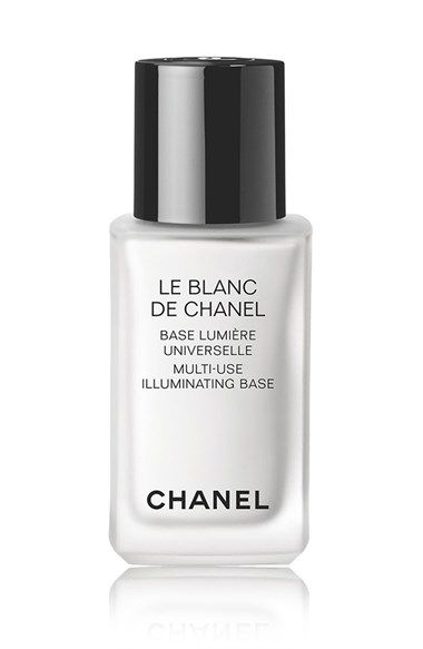 LE BLANC DE CHANEL %0d%0aMulti-Use Illuminating Base available at #Nordstrom
