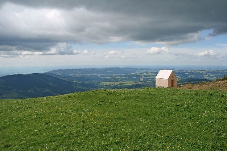 The Chapel of Holy Anthony, Andelsbuch, Austria Completed in 2008 by Cukrowicz Nachbaur Architekten for Irene and Leo Feuerstein, this hillside chapel is located on the owners' dairy farm in Austria, overlooking Lake Constance. The Feuersteins' first child died in infancy, so they promised to build a chapel if their next child survived, which she did; 20 years later they initiated an architectural competition, which was won by Cukrowicz Nachbaur. The firm created an unadorned chapel of ...