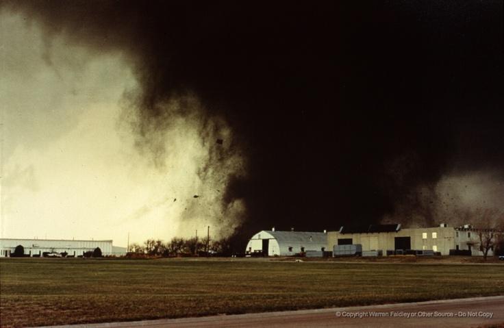 Texas tornado porn