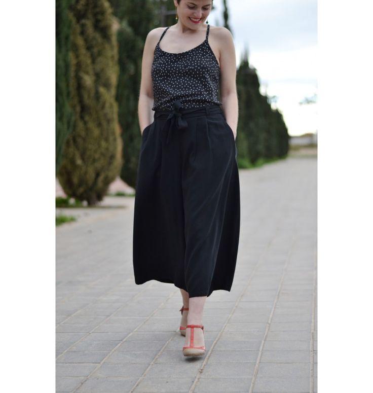 Botanic trousers PDF Pattern