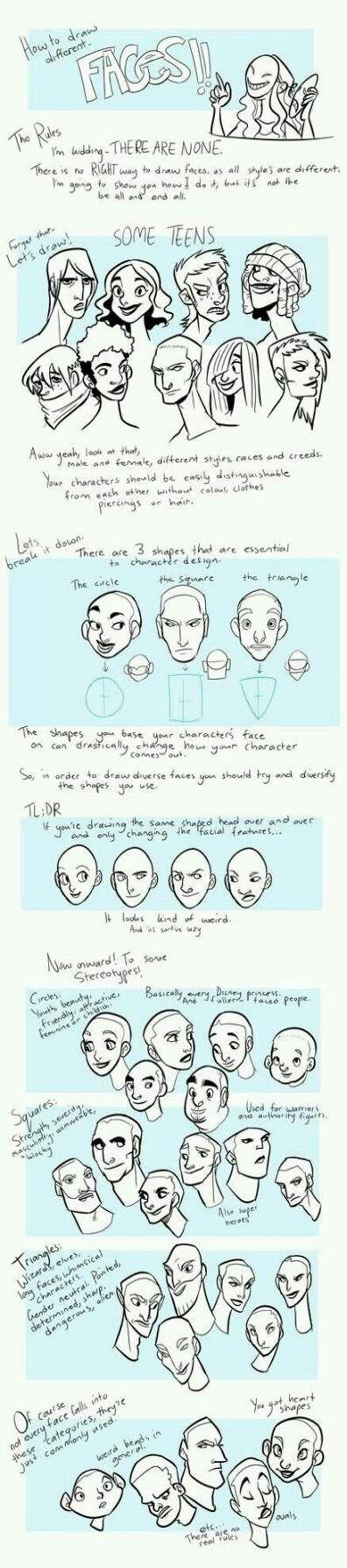 Doodle-Art-Leute zeichnen 50 Ideen
