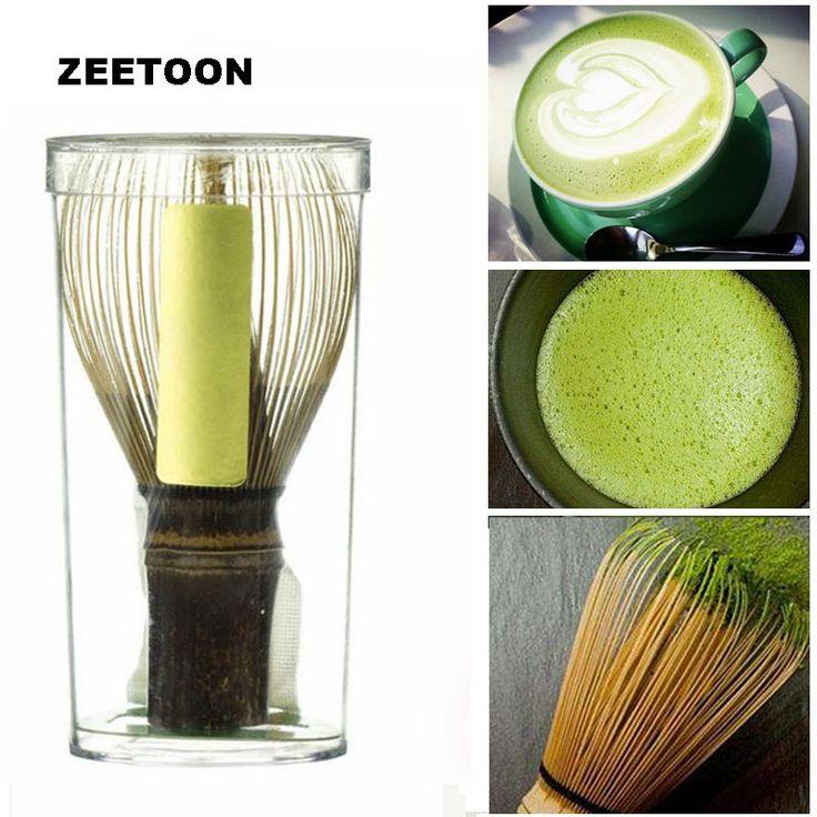 best price japanese style matcha whisk ceremony powder green tea matcha handmade bamboo 80 brush #green #coffee #powder