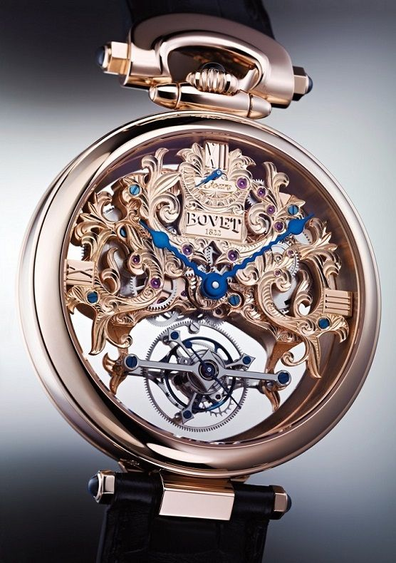 Amadeo Skeleton | Bovet