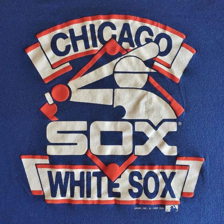 chicago white sox vintage mlb baseball shirt garan 3xl 1989 from $19.99