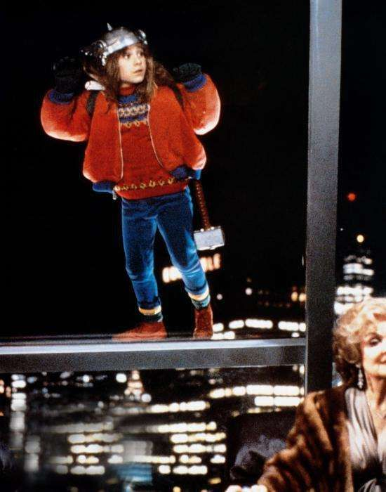 """Maia Brewton is best known for her turn as Thor‐loving Sara Anderson in the classic comedy """"Adventures in Babysitting."""" Prior to the 1987 film, Brewton played Sally Baines in """"Back to the Future."""""""