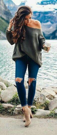 Outfit otoño invierno