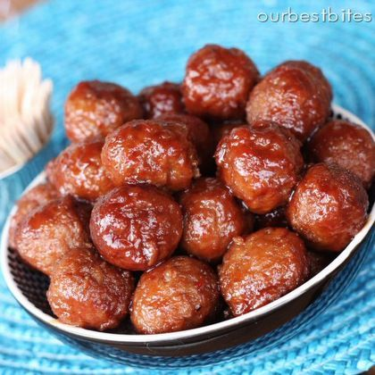 Disney-Inspired Recipes | Sweet And Sour Meatballs and Sweet
