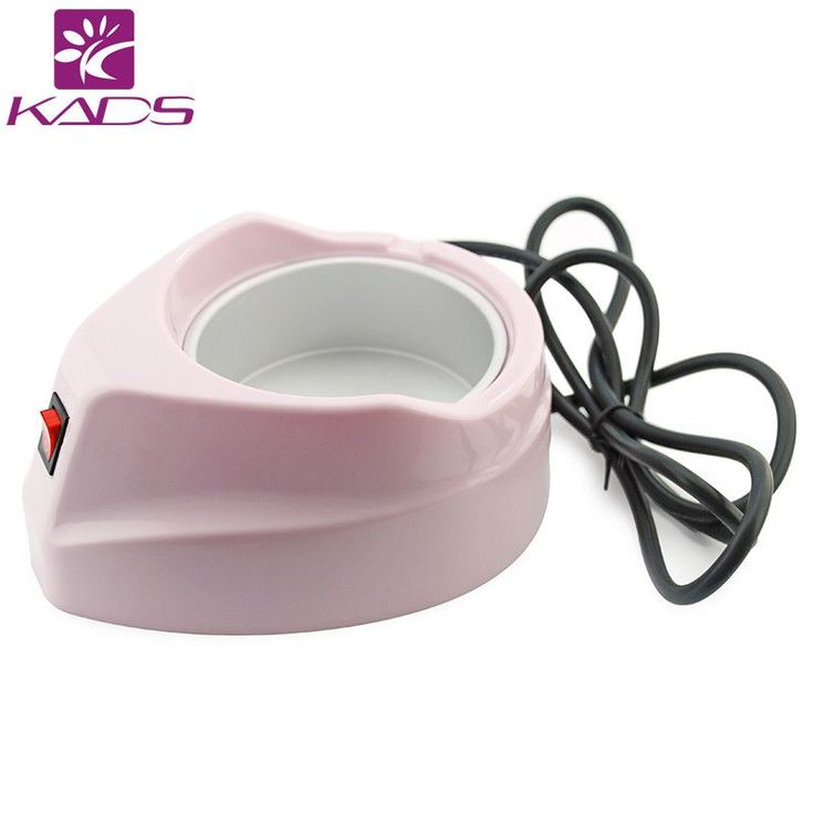KADS Warmer Wax Heater Professional Mini SPA Body paraffin Wax Machine Emperature Control Kerotherapy Depilatory