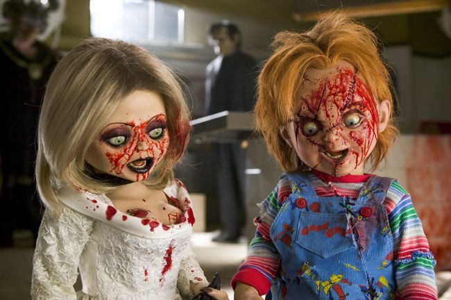 Tiffany Valentine Costume: 20 Best Images About CHUCKY AND TIFFANY On Pinterest