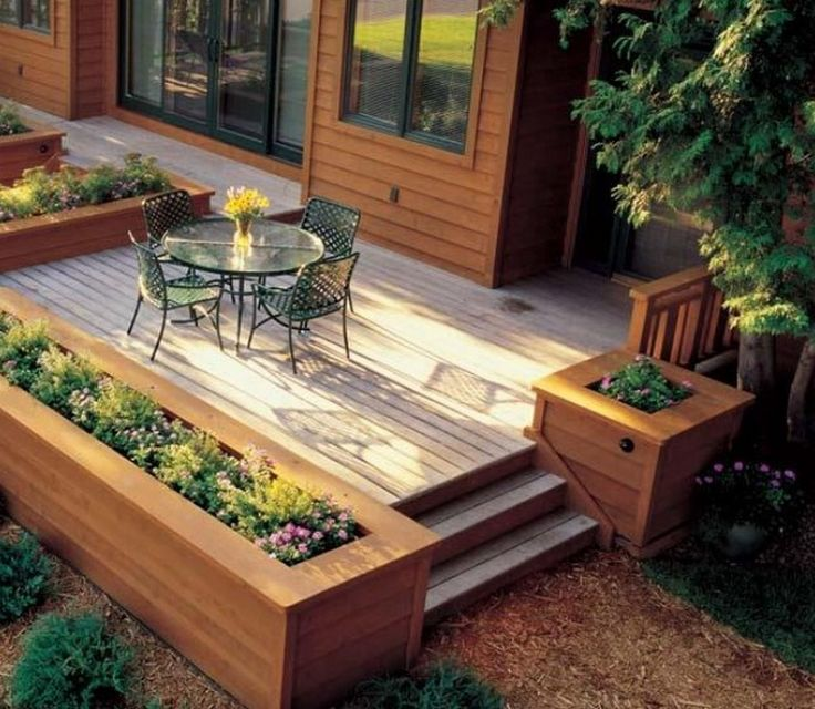 Best 61 Best Deck Stairs Images On Pinterest Gardening 640 x 480