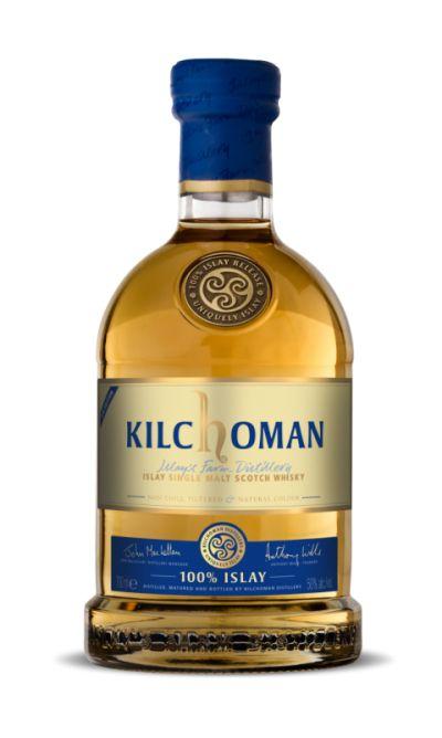 Kilchoman 100% Islay 4th Edition single malt whisky. Available from Whisky Please.
