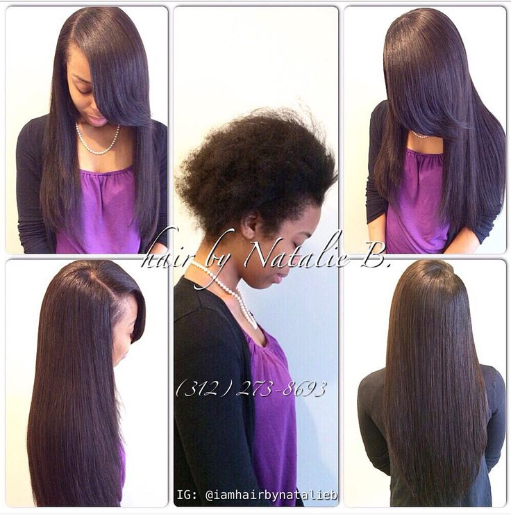 1036 best hair images on pinterest traditional sew in hair weave with leave out pmusecretfo Images