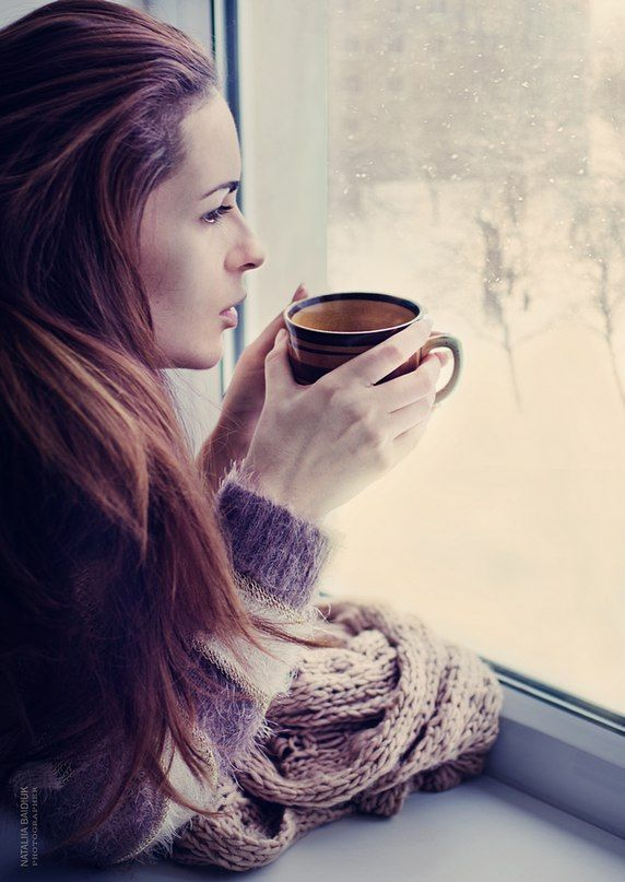 Image result for girl drinking coffee