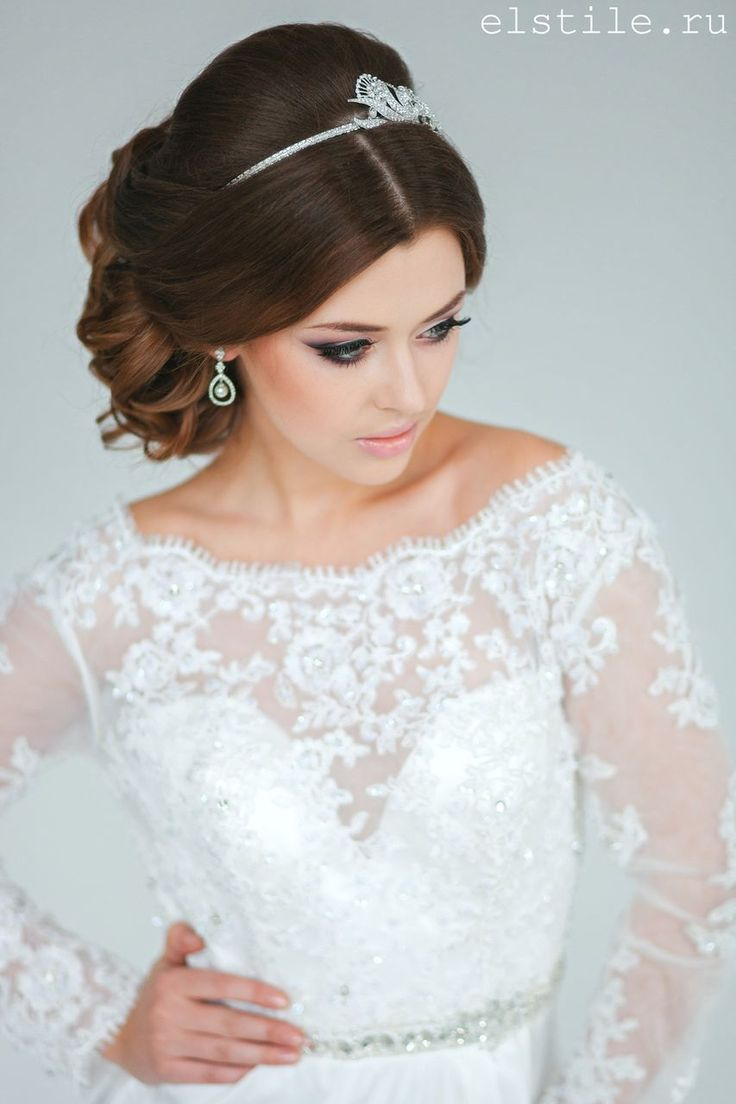 35 best Coafura images on Pinterest | Bridal hairstyles, Make up ...