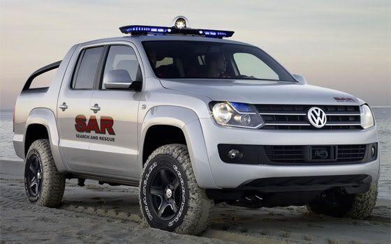 Nueva VW Amarok: la primera camioneta pick up mayor de la VAG