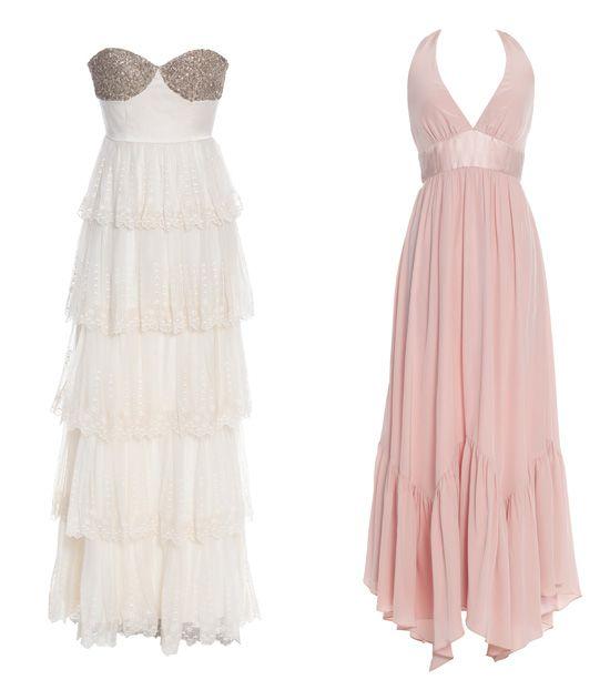1000 id es sur le th me robes de demoiselle d 39 honneur boh mes sur pinterest robes de - Robe demoiselle d honneur rose poudre ...