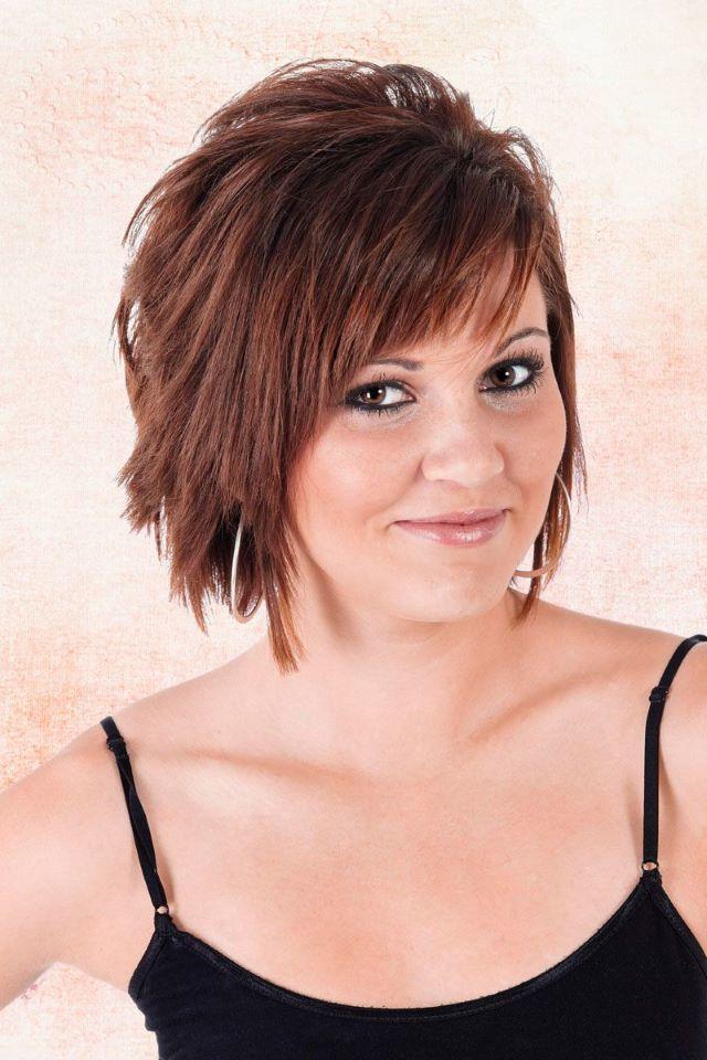 Fantastic Hairstyles Chin Up Tiered fantastis …