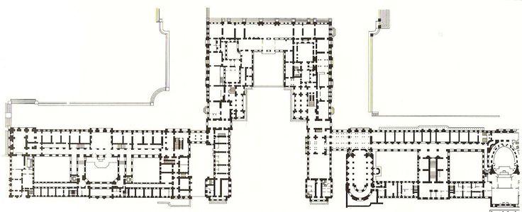 versalles planta buscar con google arte barroco pinterest search. Black Bedroom Furniture Sets. Home Design Ideas