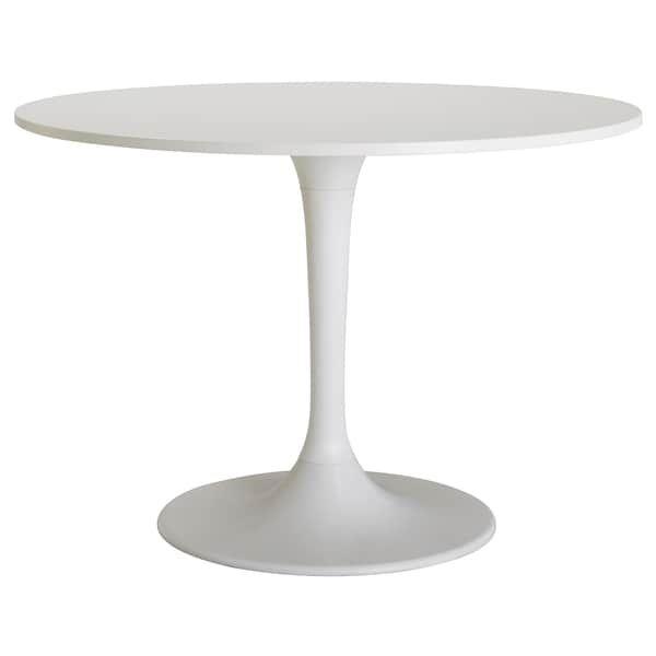 Beau DOCKSTA Table   White   IKEA