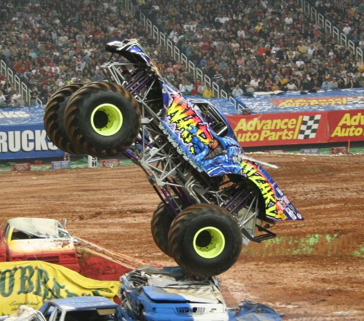 Monster Truck Races This Weekend!