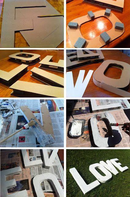 Confesiones de una boda: Making of de la boda Miss Cavallier de M - letras cartón