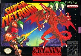 Great games - Super Metroid for the SNES (I bought it on the Wii Virtual Console)
