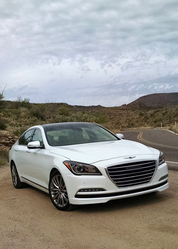 Test Drive 2017 Genesis G80 5 0 Ultimate Hyundai
