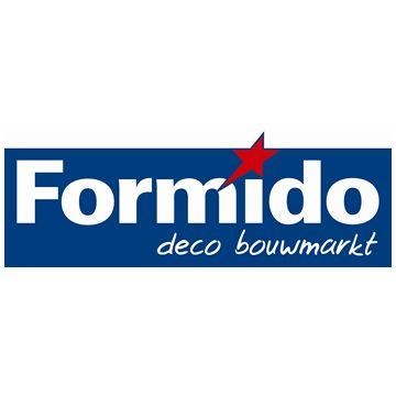 Krijg alleen vandaag 25% korting op één artikel naar keuze bij Formido. Gebruik hier voor de kortingscode.