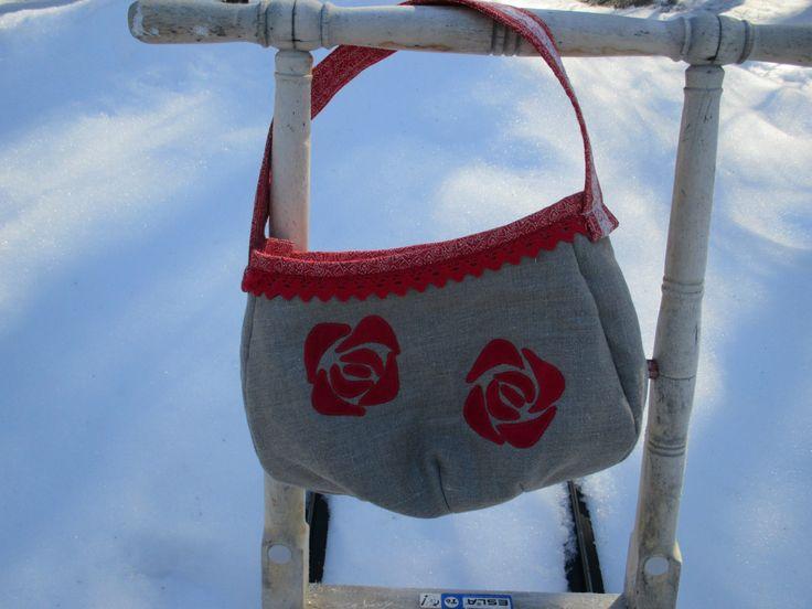 """My bag """"Roses"""""""