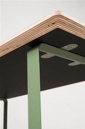 Ware: 3135976 TAF architects, Esstisch / Tisch Modell TAF 70/70 Table, Ausstellungsstück für Muuto