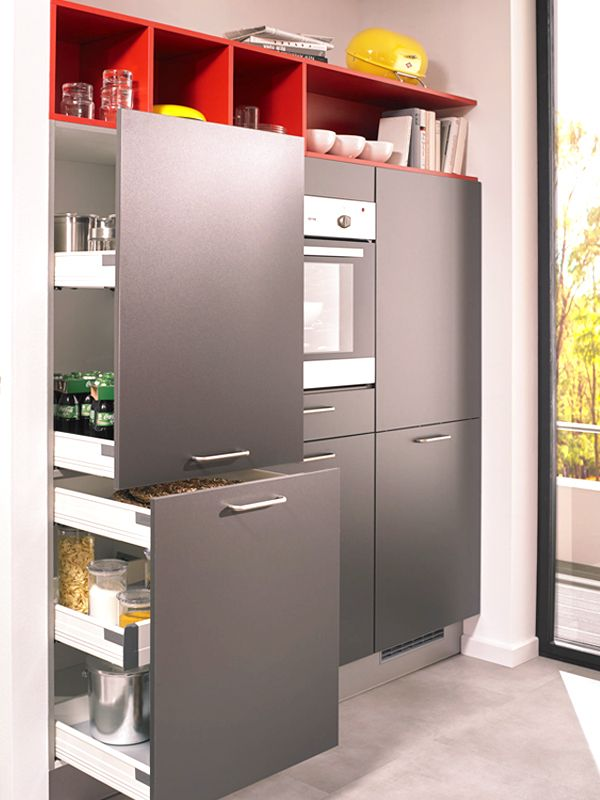 43 best Moderne Küchen images on Pinterest - korbauszüge für küchenschränke