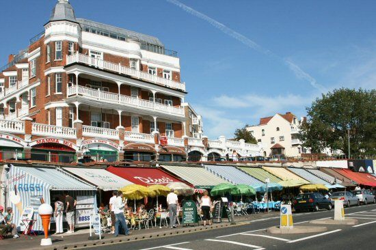 The Arches Cafes, Palmeira Parade, Westcliff-on-Sea