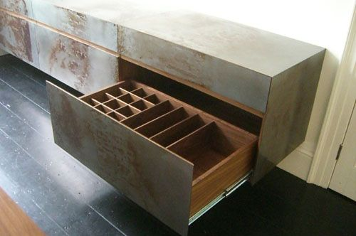 sideboard drawer