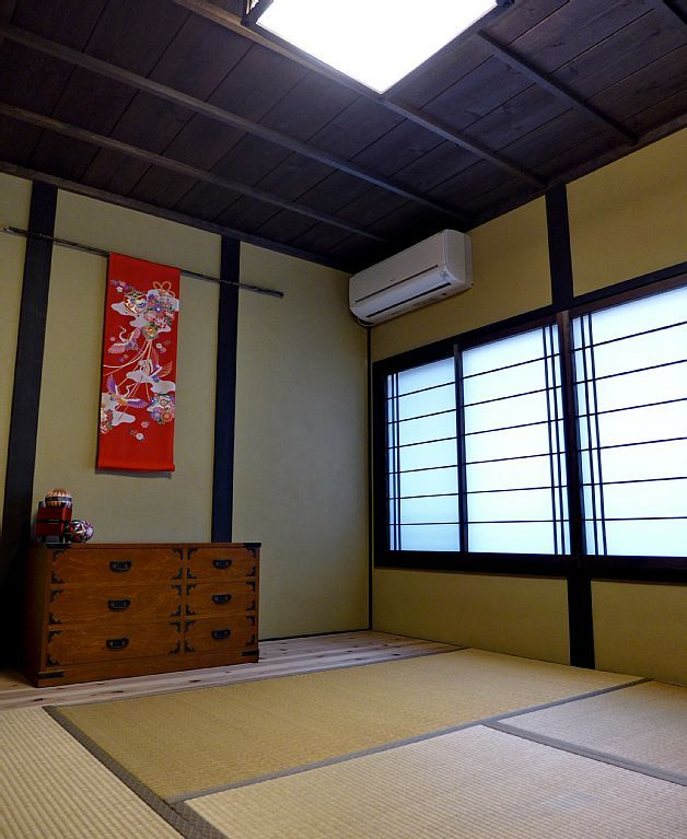 Kyoto house rental