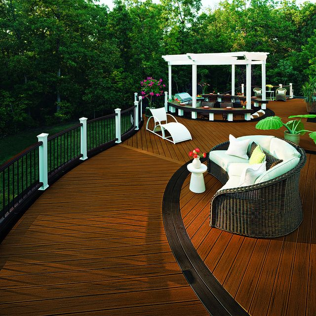 trex transcend decking and railing trex inspiration and ideas