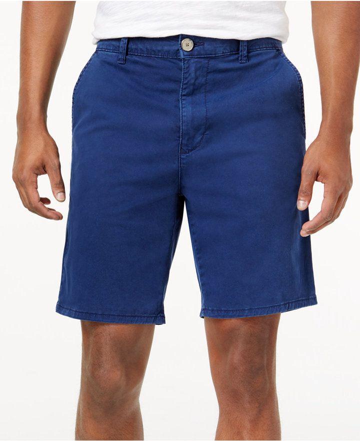 American Rag Men's Big & Tall Chino Shorts, Created for Macy's