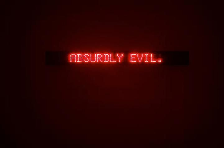 Jenny Holzer, <i>Survival</i>, 1989 electronic LED sign: red diodes 5.125 x 54.56 x 3 inches (13 x 138.6 x 7.6 cm)