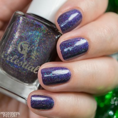 Celestial Cosmetics - SantaMental Collection I Can Get You On The Naughty List