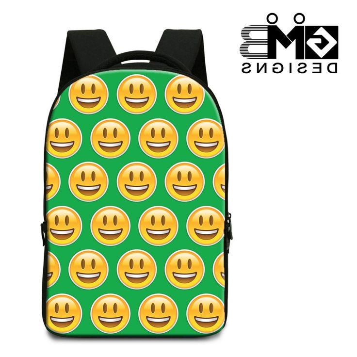 33.99$  Buy now - https://alitems.com/g/1e8d114494b01f4c715516525dc3e8/?i=5&ulp=https%3A%2F%2Fwww.aliexpress.com%2Fitem%2F3D-Emoji-Face-Printing-Computer-Backpack-For-Men-Women-Laptop-Shoulder-Bag-Fashion-School-Bags-For%2F32642230121.html - 3D Emoji Face Printing Computer Backpack For Men Women Laptop Shoulder Bag Fashion School Bags For Teenager Boys Girls Mochila 33.99$