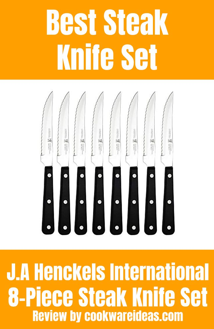 Best Steak Knife Set 2019 Best Steak Knife Set   Best Kitchen Tools & Accessories in 2019
