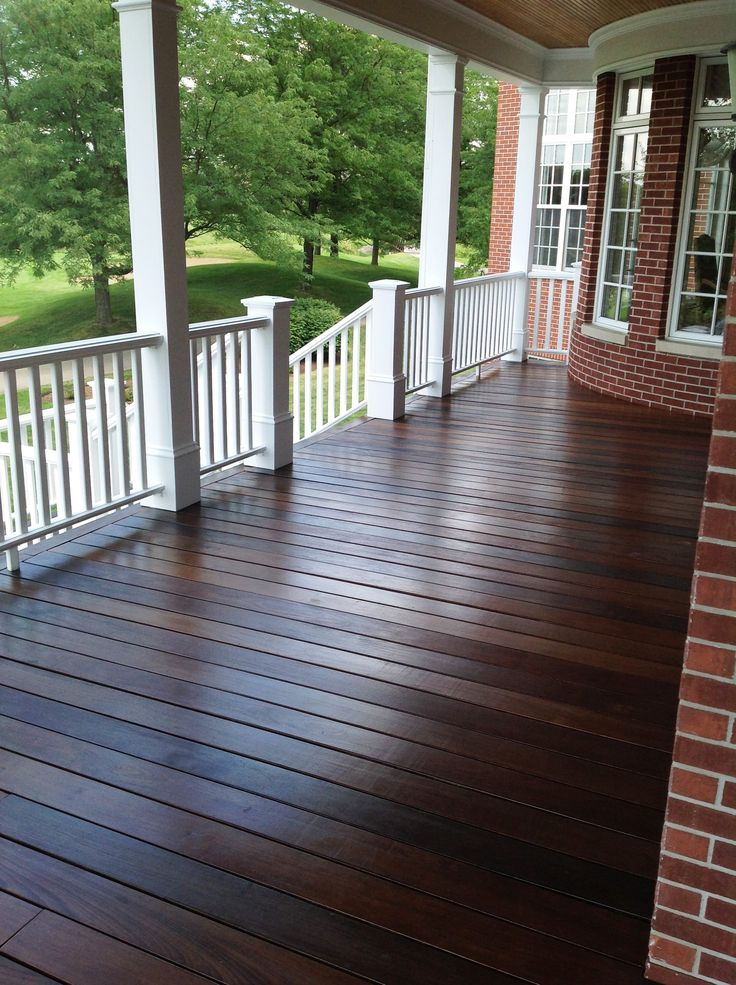 Exterior paint colors deck photo 1 madlonsbigbear in - How long does exterior paint last on wood ...