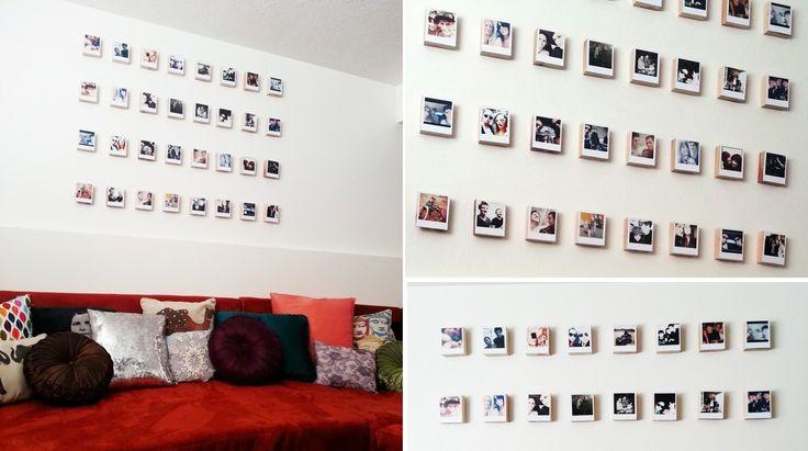 Déco: 10 manières originales de présenter vos photos